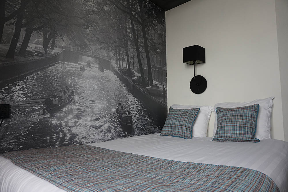 Kamer 508 kleine 2 pers hotel cornelisz - Kleine kamer ...